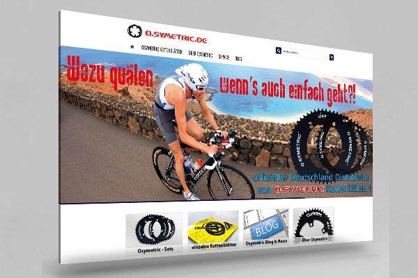 Osymetric Magento Shop